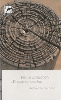 Antoinette Rychner / Petite collection d'instants-fossiles