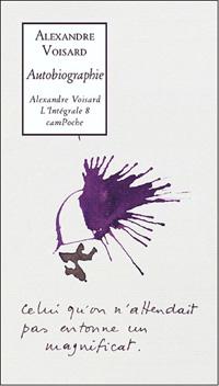 Alexandre voisard for Autobiographie d un amour alexandre jardin